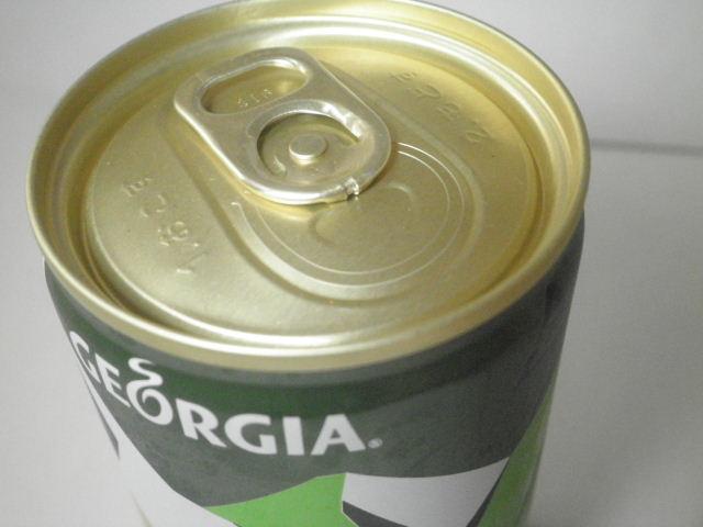 ジョージアエメラルドマウンテン至福の微糖02