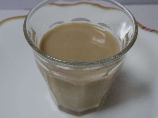 THEミル挽き紅茶ラテ5