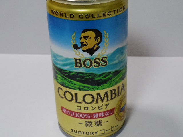 ボス-コロンビア微糖1