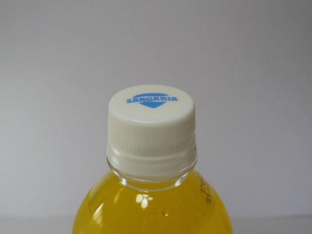 サンガリア天然水サンオレンジ3