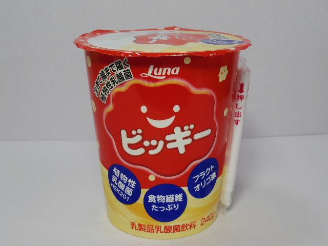 今日の飲み物:日本ルナ「ときめきカフェ ビッギー」を飲む!
