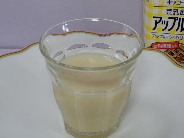 豆乳飲料アップルパイ4