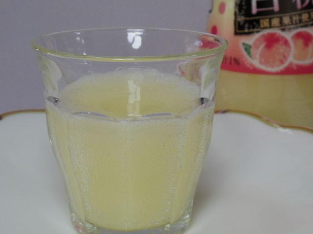 カルピスソーダ白桃4