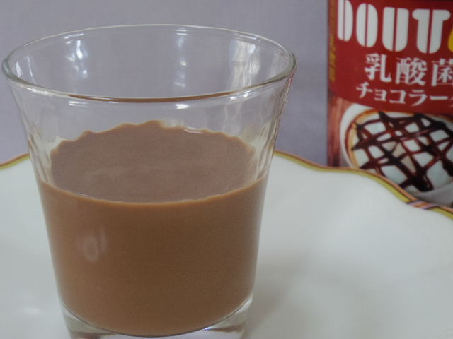 ドトール 乳酸菌チョコラータ4
