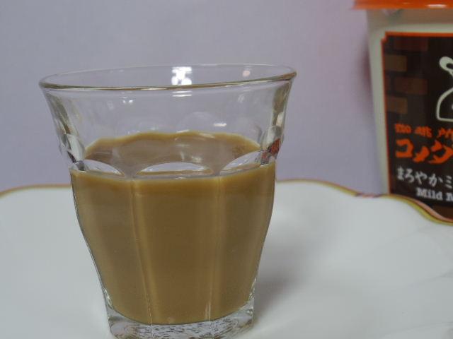 コメダ珈琲店 まろやかミルクコーヒー9