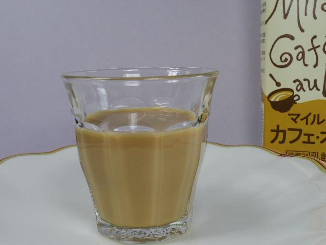 ヤクルトマイルドカフェオレ4