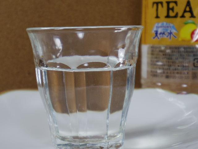 天然水モーニングティーレモン4