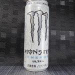 今日の飲み物:「モンスターエナジーウルトラ」を飲んだのでレビュー!