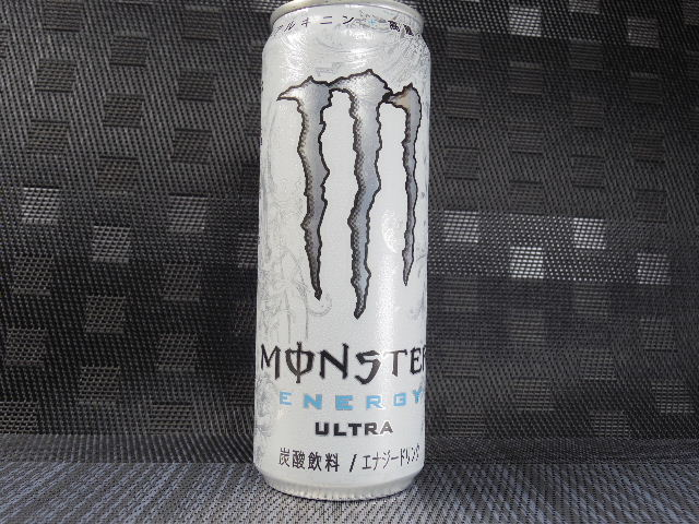 モンスターエナジーウルトラ1