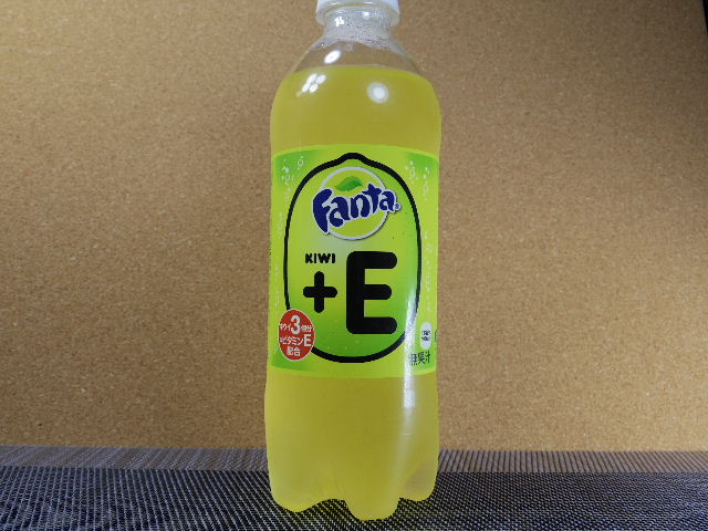 ファンタ キウイプラスE1
