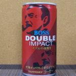 今日の飲み物:サントリー「ボス ダブルインパクト オリジナル」を飲む!