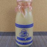 岐阜県のコーヒー牛乳:棚橋牛乳「棚橋コーヒー」を飲む