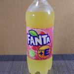 今日の飲み物:「ファンタ すもも+E」を飲む!