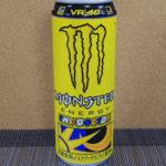 今日の飲み物:「モンスターエナジー THE DOCTOR(モンスター ロッシ)」を飲む!