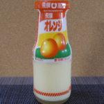 岐阜の飲み物:飛騨酪農「飛騨オレンジ」を飲む!