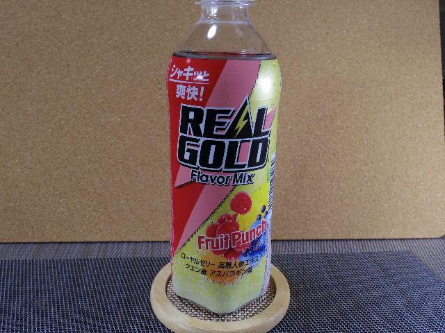リアルゴールドフレーバーミックス フルーツパンチ1