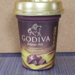 今日の飲み物:森永乳業の「GODIVA ミルクチョコレート」を飲む!