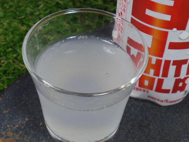 がぶ飲み白いコーラ4