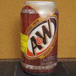 今日の飲み物:「A&W ルートビア」を飲む!