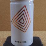 今日の飲み物:エナジードリンク「ライジンゼロ」を飲む!