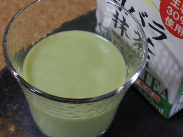 白バラ抹茶4