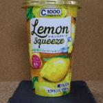 今日の飲み物:エルビー「C1000レモンスクイーズ」を飲む!