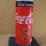 意外と飲みやすい:「コカコーラ プラス コーヒー」を飲む!